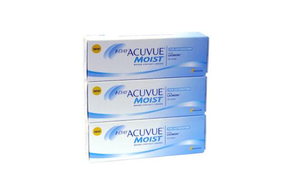 1-Day Acuvue Moist for Astigmatism 90 Kontaktlinsen