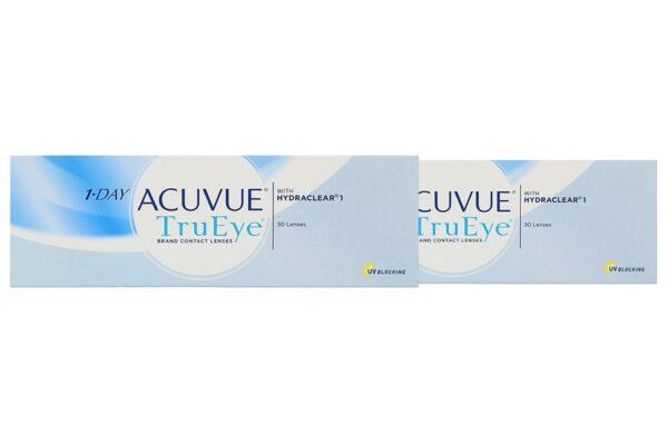 1-Day Acuvue TruEye 2 x 30 Tageslinsen
