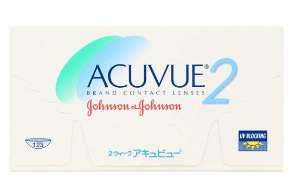 Acuvue 2 6 Zwei-Wochenlinsen