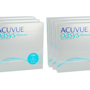 Acuvue Oasys 1-Day 6 x 90 Tageslinsen Sparpaket 9 Monate