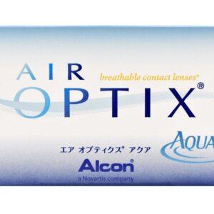 Air Optix Aqua 6 Monatslinsen