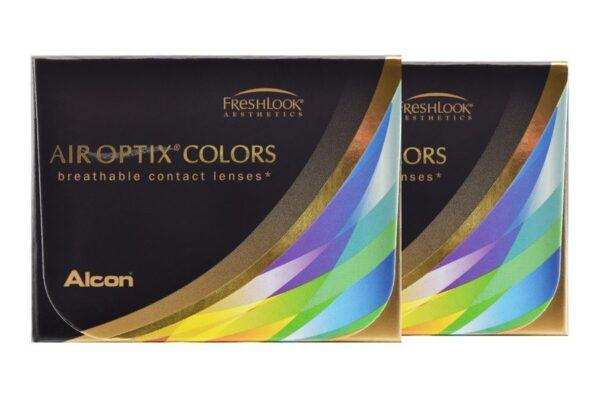 Air Optix Colors 2 x 2 farbige Monatslinsen