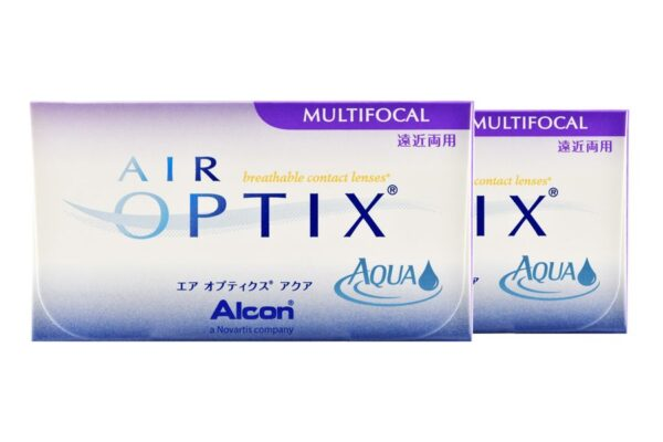 Air Optix Multifokal 2 x 6 Monatslinsen