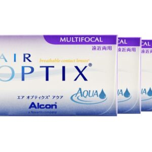 Air Optix Multifokal 4 x 6 Monatslinsen
