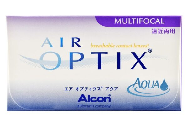 Air Optix Multifokal 6 Monatslinsen