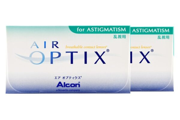 Air Optix for Astigmatism 2 x 6 Monatslinsen
