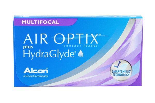 Air Optix plus HydraGlyde Multifocal 6 Monatslinsen
