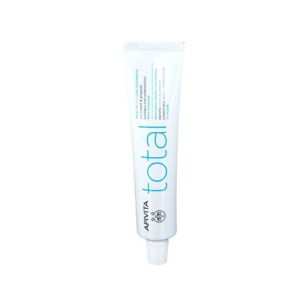 Apivita Mundpflege Schutz Totale Zentrifuge