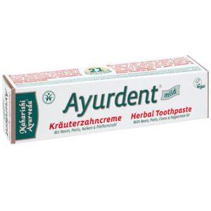 Ayurdent® mild Kräuterzahncreme