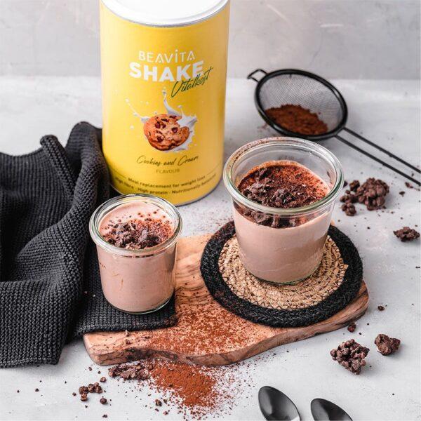 BEAVITA 7-Tage-Diät-Starterpaket, Cookies-Cream