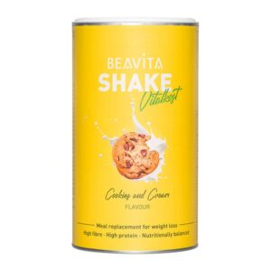 BEAVITA Vitalkost Plus, Cookies-Cream