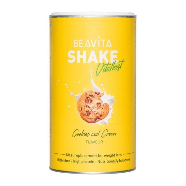 BEAVITA Vitalkost Plus, Cookies-Cream