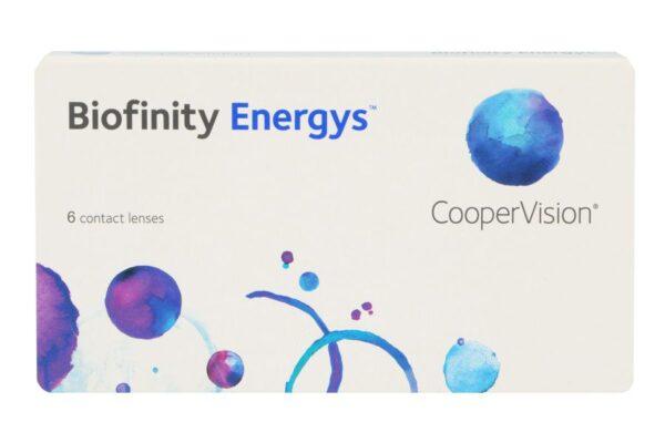 Biofinity Energys 6 Monatslinsen