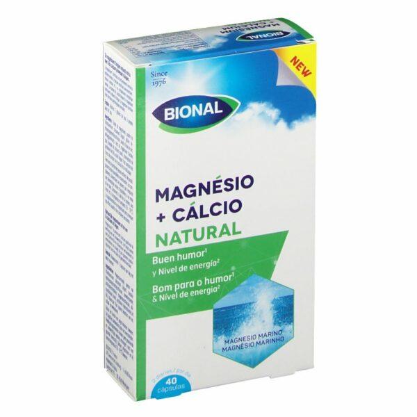 Bional Magnesium + Calcium Natural Kapseln