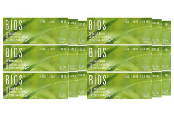 Bios 1-Tag 6 x 90 Tageslinsen Sparpaket 9 Monate