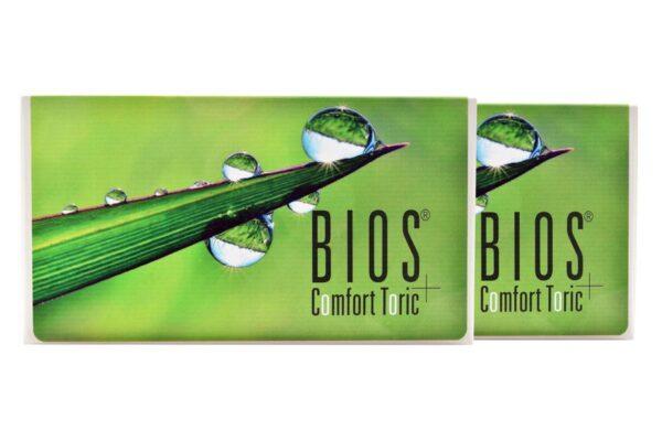 Bios Comfort Toric 2 x 6 Monatslinsen