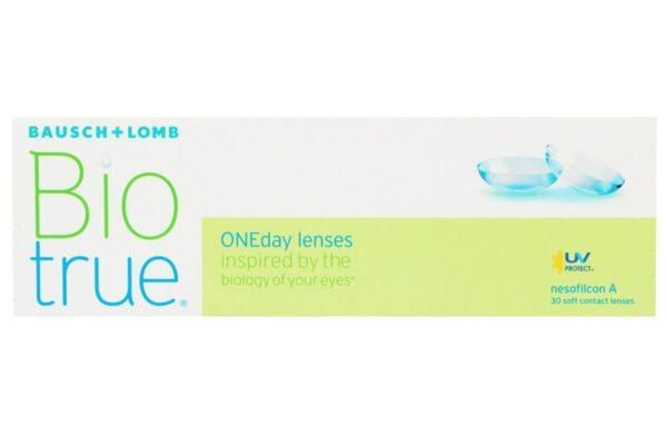 Biotrue One day 30 Tageslinsen