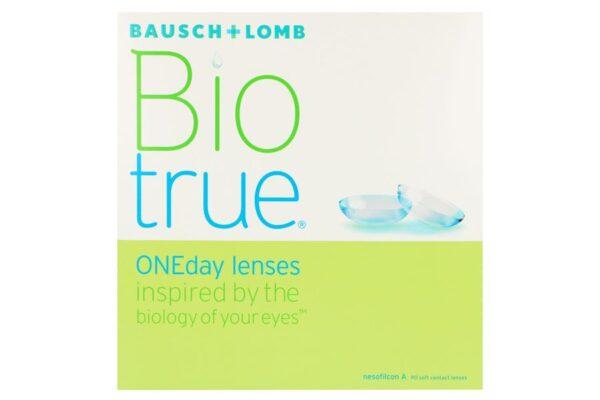 Biotrue One day 90 Tageslinsen