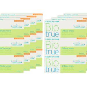 Biotrue One day for Astigmatism 8 x 90 Tageslinsen Sparpaket 12 Monate