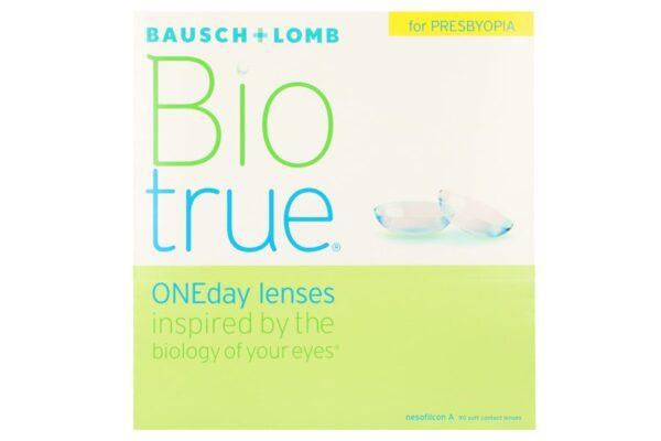 Biotrue One day for Presbyopia 90 Tageslinsen