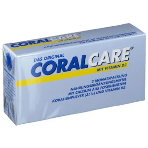 CORALCARE® mit Vitamin D3 2-Monatspackung