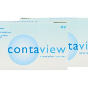 Contaview aberration control UV 2 x 6 Monatslinsen