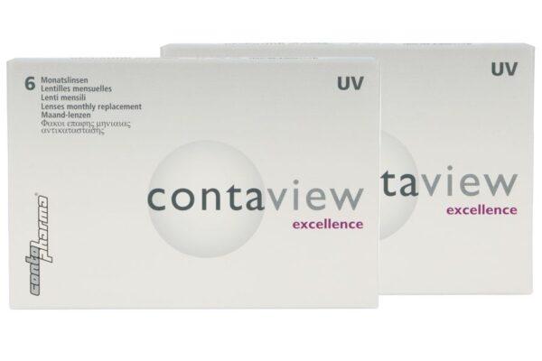 Contaview excellence UV 2 x 6 Monatslinsen