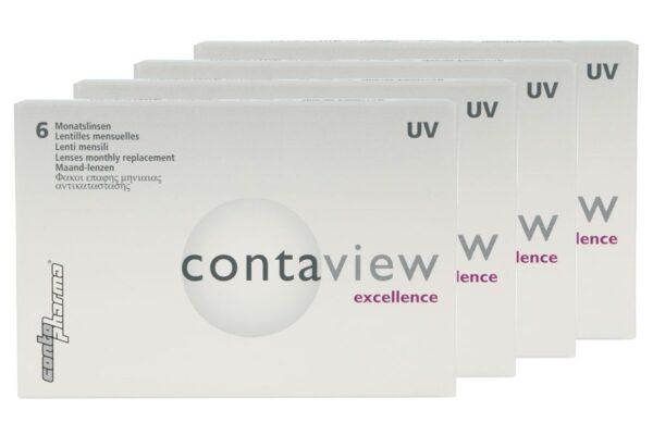 Contaview excellence UV 4 x 6 Monatslinsen
