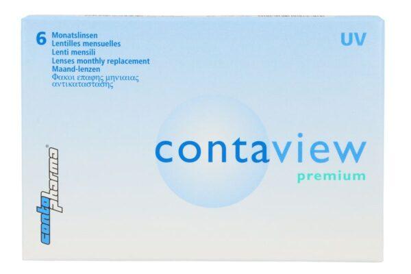 Contaview premium UV 6 Monatslinsen
