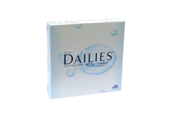 Dailies All Day Comfort 90 Tageslinsen