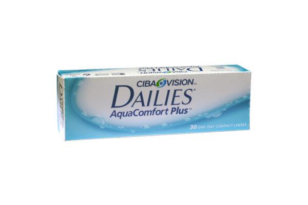 Dailies AquaComfort Plus 30 Tageslinsen