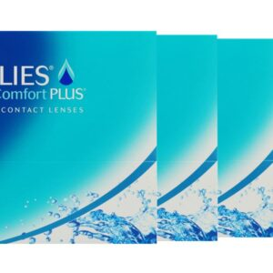 Dailies AquaComfort Plus 4 x 90 Tageslinsen Sparpaket 6 Monate