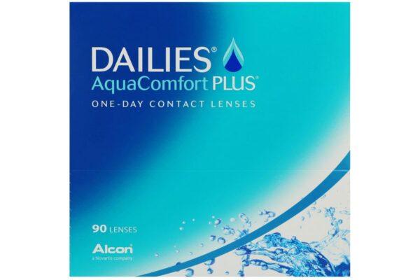 Dailies AquaComfort Plus 90 Tageslinsen