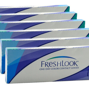 Dailies FreshLook Colors One-Day 6 x 10 farbige Tageslinsen