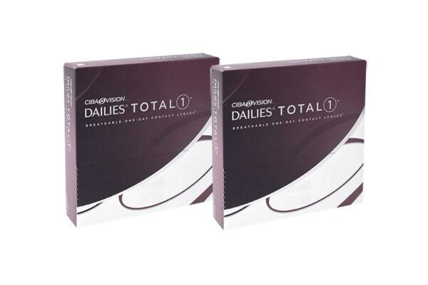 Dailies Total 1 2 x 90 Tageslinsen Sparpaket 3 Monate