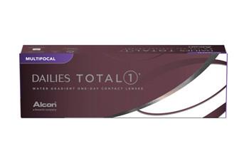 Dailies Total 1 Multifocal 30 Tageslinsen