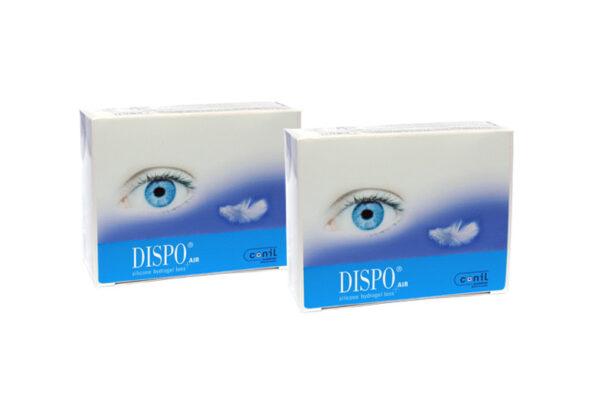 Dispo Air 2 x 90 Tageslinsen Sparpaket 3 Monate