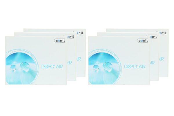 Dispo Air 6 x 90 Tageslinsen Sparpaket 9 Monate