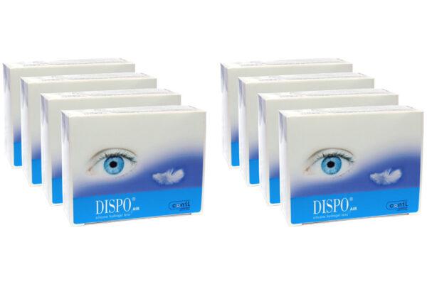 Dispo Air 8 x 90 Tageslinsen Sparpaket 12 Monate