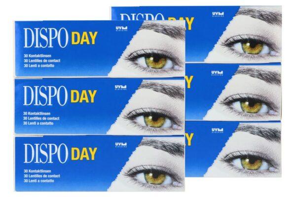 Dispo Day Toric 2 x 90 Tageslinsen Sparpaket 3 Monate