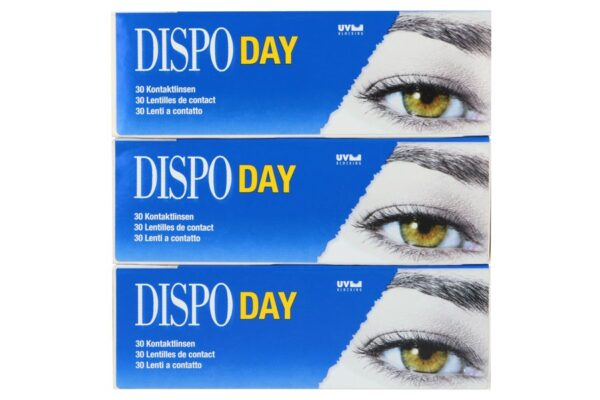 Dispo Day Toric 90 Tageslinsen