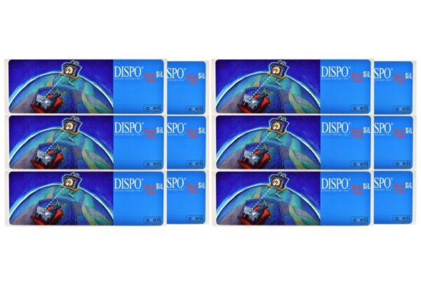 Dispo MultiSiL 1-Day 4 x 90 Tageslinsen Sparpaket 6 Monate
