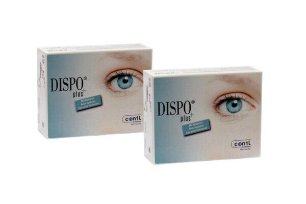 Dispo+ plus 2 x 90 Tageslinsen Sparpaket 3 Monate