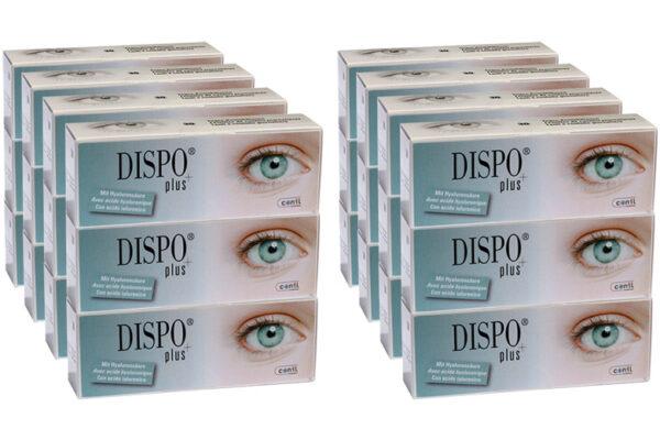 Dispo+ plus Toric 8 x 90 Tageslinsen Sparpaket 12 Monate