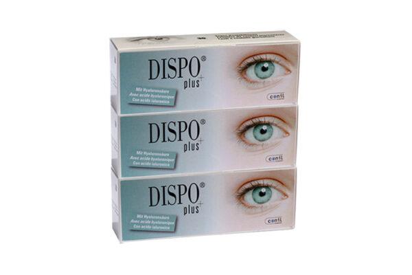 Dispo+ plus Toric 90 Tageslinsen