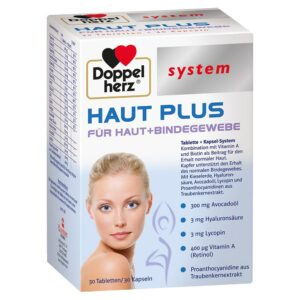 Doppelherz® system HAUT PLUS