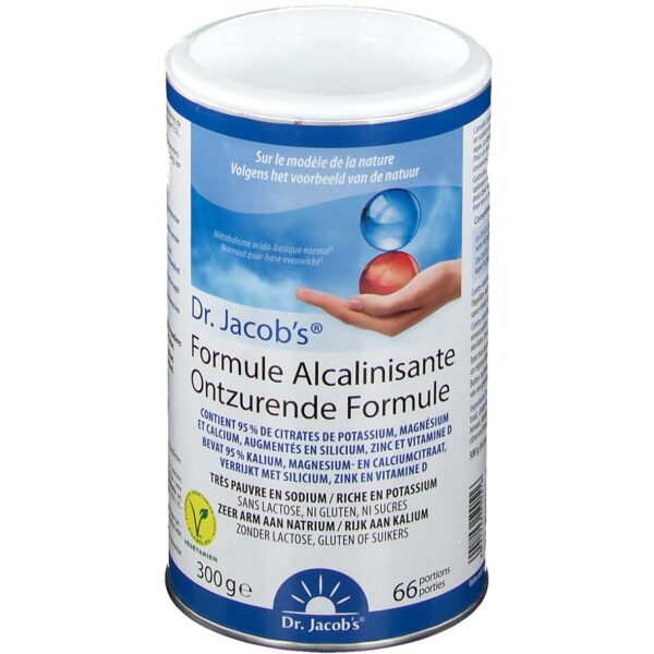 Dr. Jacob's® Basenpulver