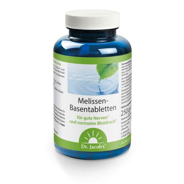 Dr. Jacob's Melissen-Basentabletten