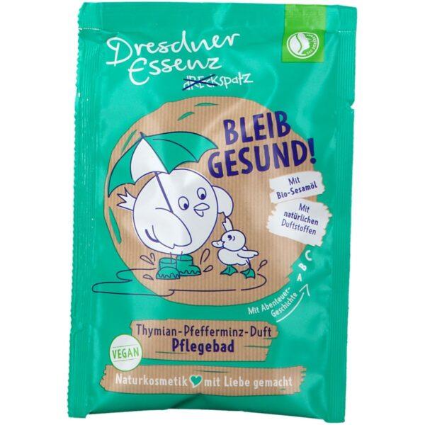 Dresdner Essenz Pflegebad Bleib gesund!