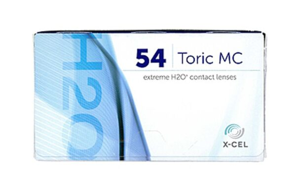 Extreme H2O 54 Toric MC 6 Monatslinsen